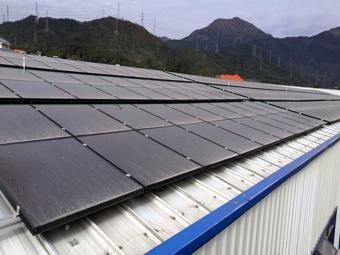 Trapezoid metal roof solar brackets